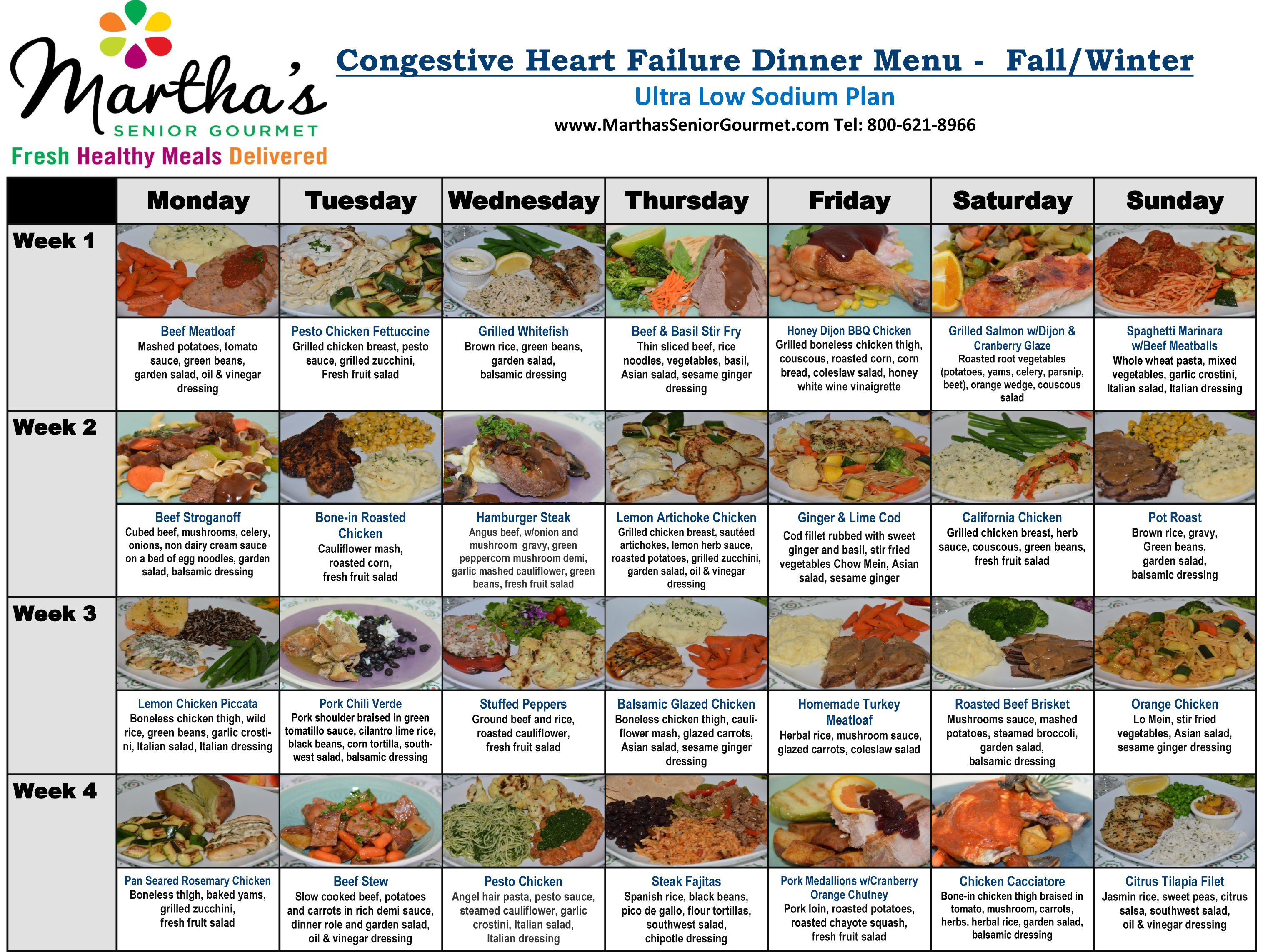 Congestive heart failureultra low sodium meals delivered low sodium meals delivered place your order for a low sodium diet lunch dinner or combo today forumfinder
