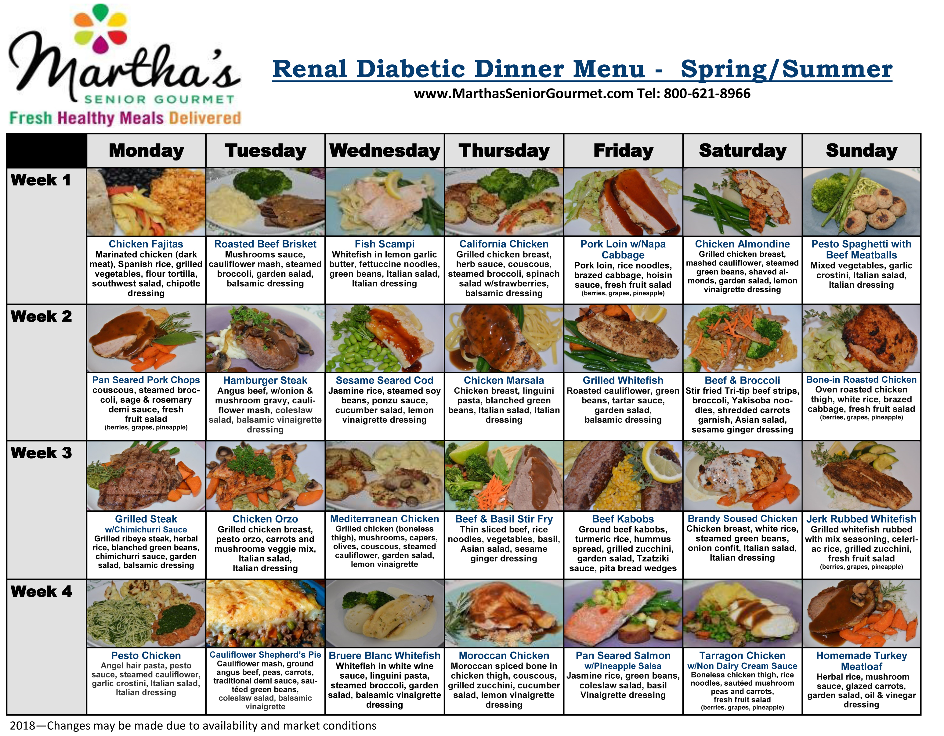 Renal diabetic menu are you ready to place your order for gourmet meal delivery complete the process online or let one of our friendly staff members assist you over the phone forumfinder Choice Image